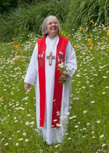 Rev. Joan Clark Houk